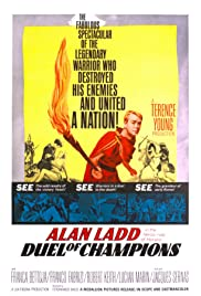 Duel of Champions (1961) Poster - Movie Forum, Cast, Reviews