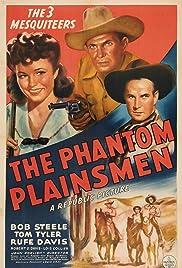 The Phantom Plainsmen Poster