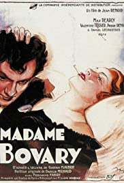 Madame Bovary (1934) Poster - Movie Forum, Cast, Reviews