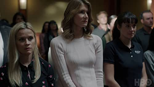 """Celeste puts Mary Louise on the stand in the final episode of """"Big Little Lies"""" Season 2."""