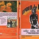 Jesús Franco, Nadine Pascal, and Lina Romay in Ópalo de fuego: Mercaderes del sexo (1980)