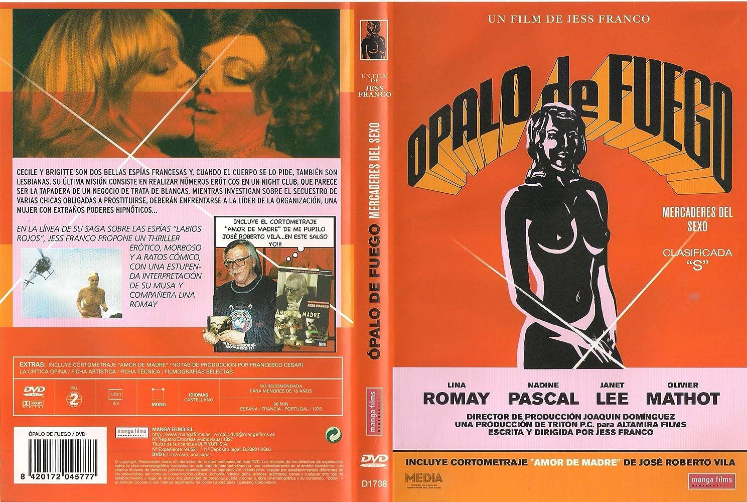 Nadine Pascal Nude Photos 9
