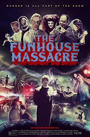 Movie The Funhouse Massacre (2015)