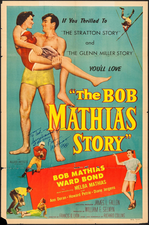 The Bob Mathias Story (1954) - IMDb
