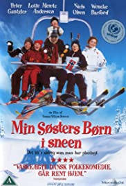 My Sisters Kids in the Snow Poster