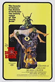 The Devil Rides Out Poster - Movie Forum, Cast, Reviews