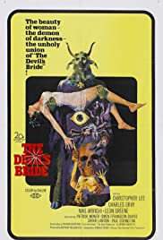 The Devil Rides Out Poster