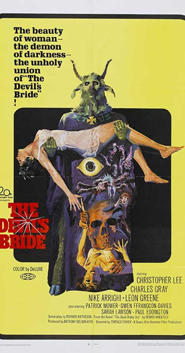 The Devil Rides Out 1968 Imdb