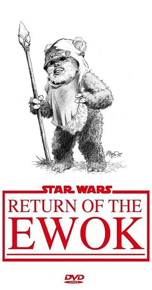 Star Wars The Making of RETURN OF THE JEDI ORIGINAL Ewoks Movie Poster NYCC 2013