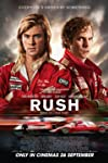 'Rush' overtakes 'Insidious 2' at UK box office - top 10 in full