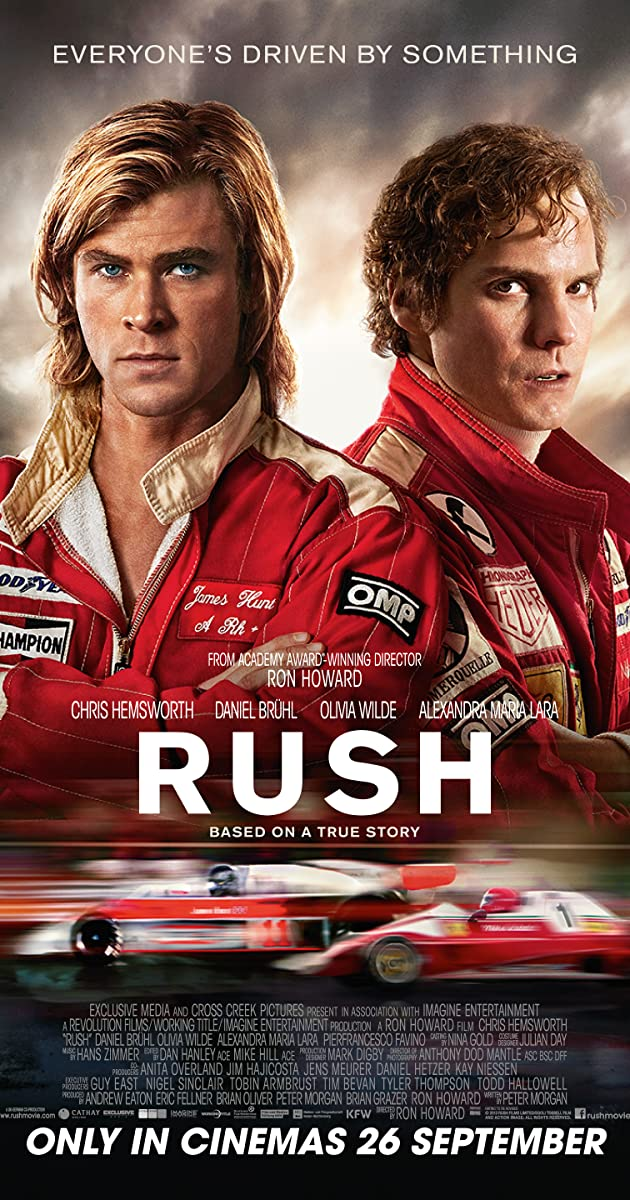 Watch Full HD Movie Rush (2013)