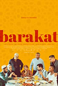 Vinette Ebrahim, Quanita Adams, Joey Rasdien, Mortimer Williams, Ephraim Gordon, Keeno Lee Hector, Amy Jephta, and Danny Ross in Barakat (2020)