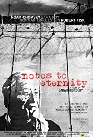 Notes to Eternity Poster