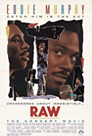 Eddie Murphy: Raw(1987) Poster - Movie Forum, Cast, Reviews