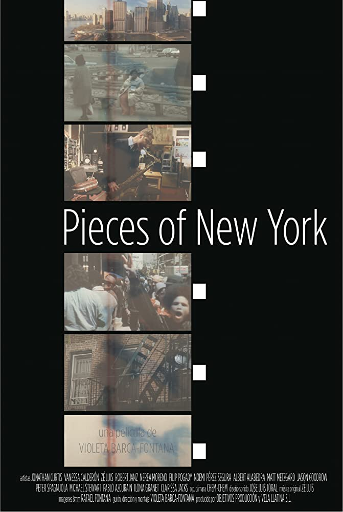 Pieces of New York (2018)