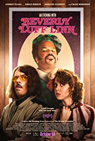 Craig Robinson, Jemaine Clement, and Aubrey Plaza in An Evening with Beverly Luff Linn (2018)