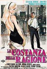 La costanza della ragione(1964) Poster - Movie Forum, Cast, Reviews