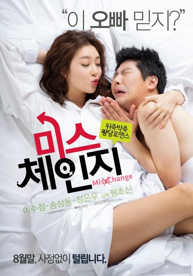 18+ Miss Change (2013) Korean HDRip 400MB Download
