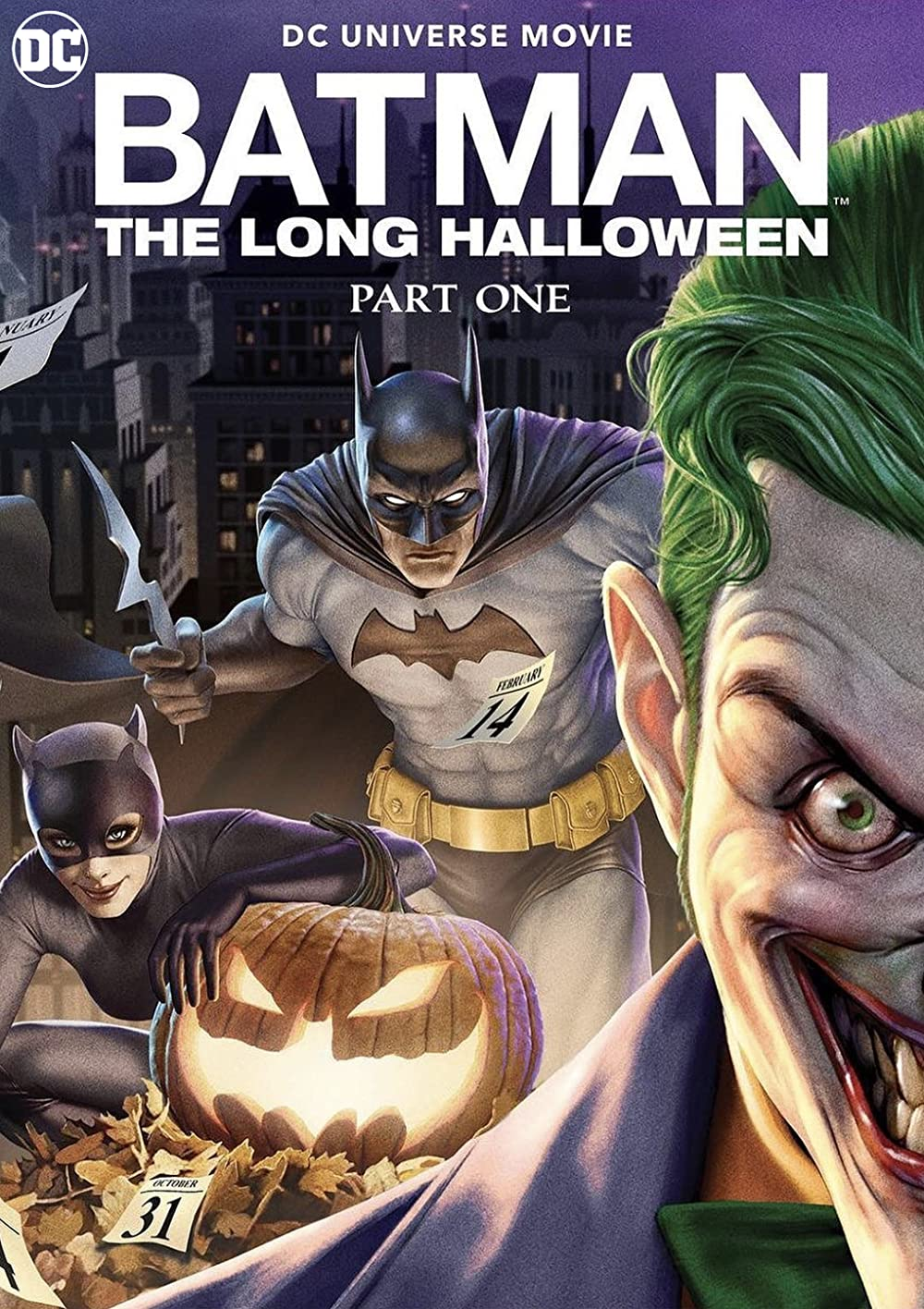 Batman The Long Halloween Part One 2021 English 480p BluRay 274MB Download