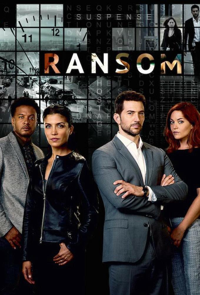 Išpirka 3 sezonas / Ransom Season 3 (2018)