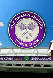2018: Day 12, Part 2 - Ladies' Singles Final Poster