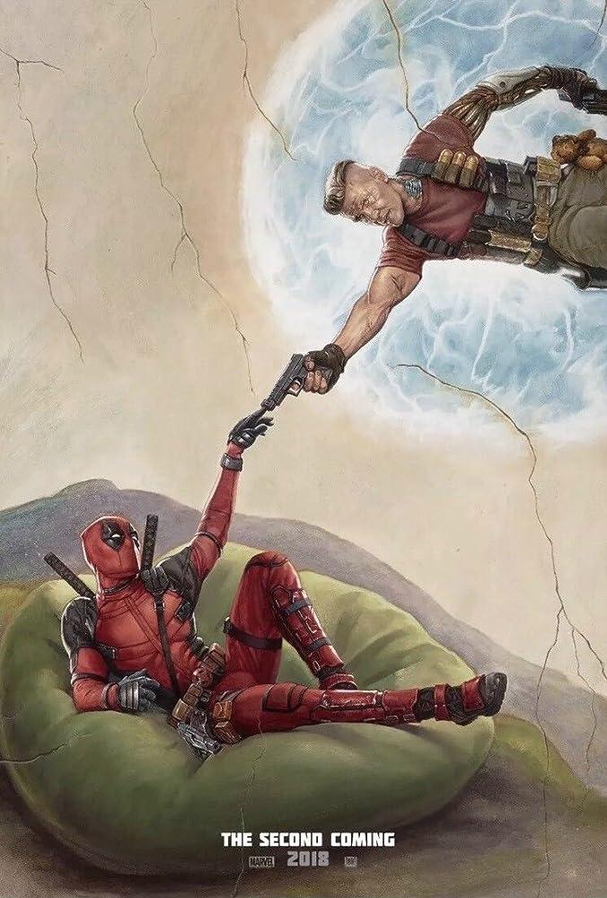 Deadpool 2 (2018) Dual Áudio | Dublado DVD-R Oficial Uptobox Download