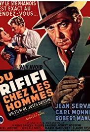 Rififi (1955) Poster - Movie Forum, Cast, Reviews