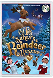 Elf Pets: Santa's Reindeer Rescue Poster