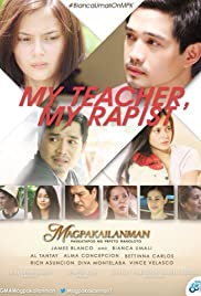 My Teacher, My Rapist Poster