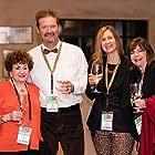 Leah Warshawski, Todd Soliday, Regina Kort, and Sonia Warshawski at an event for Big Sonia (2016)