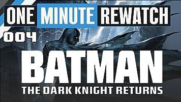 Batman DCU: Mroczny rycerz – Powrót, część 1 / The Dark Knight Returns – Lektor – 2012