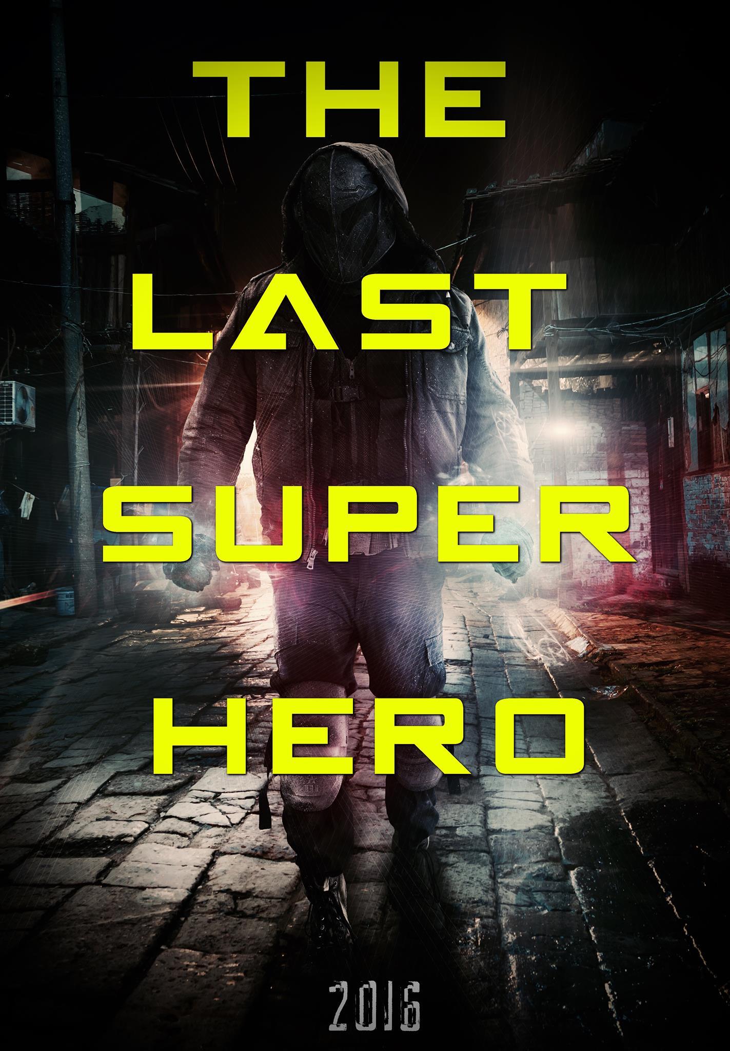 The Last Superhero