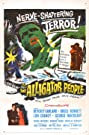 The Alligator People (1959) Poster