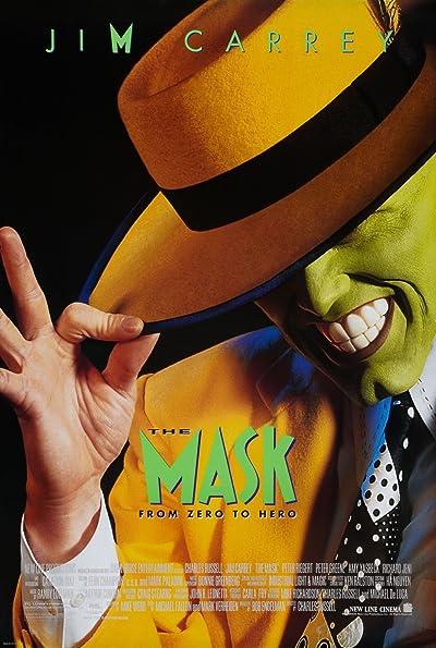 The Mask (1994) BluRay 720p & 1080p