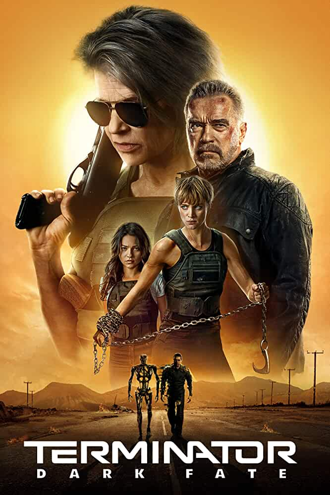Terminator: Dark Fate (2020) DSNP+ WEB-DL [Hindi – Telugu – Tamil] x264 AAC Esub