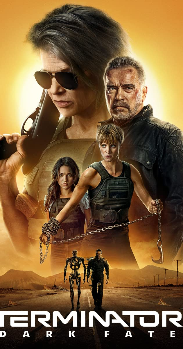 Free Download Terminator: Dark Fate Full Movie