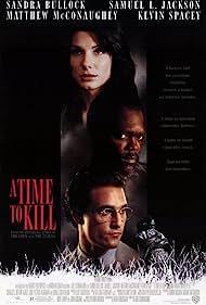 Sandra Bullock, Samuel L. Jackson, Matthew McConaughey, and RaéVen Kelly in A Time to Kill (1996)