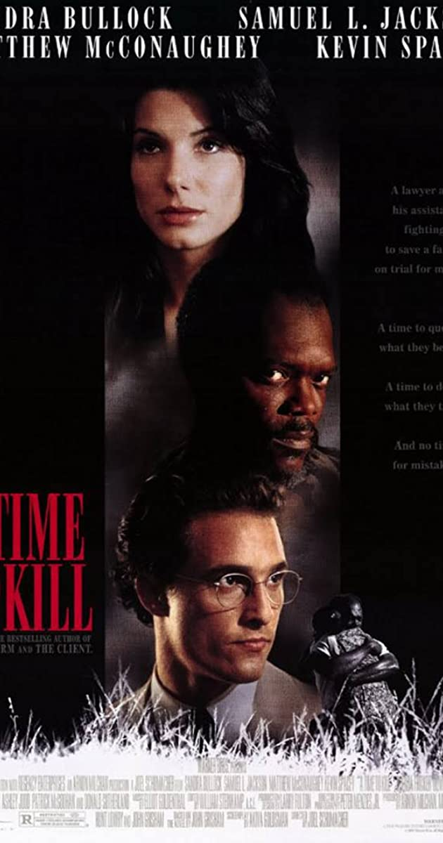 Watch Full HD Movie A Time to Kill (1996)
