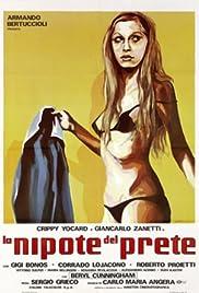 La nipote del prete Poster