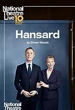 National Theatre Live: Hansard