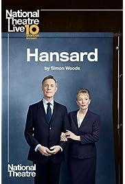 National Theatre Live: Hansard (2019) film en francais gratuit