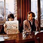 Edith Clever and Rüdiger Vogler in Die linkshändige Frau (1977)