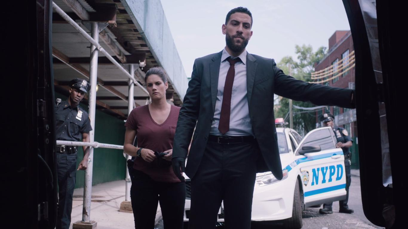 Still of Andre Ozim in FBI and Family Man