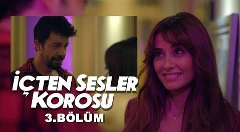 Firat Topkorur and Dila Danisman in Mister Comedy (2019)