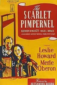 Poster for The Scarlet Pimpernel