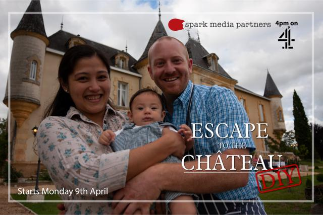 Escape To The Chateau Diy Tv Series 20182019 Photo Gallery Imdb