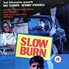 Beverly D'Angelo and Eric Roberts in Slow Burn (1986)