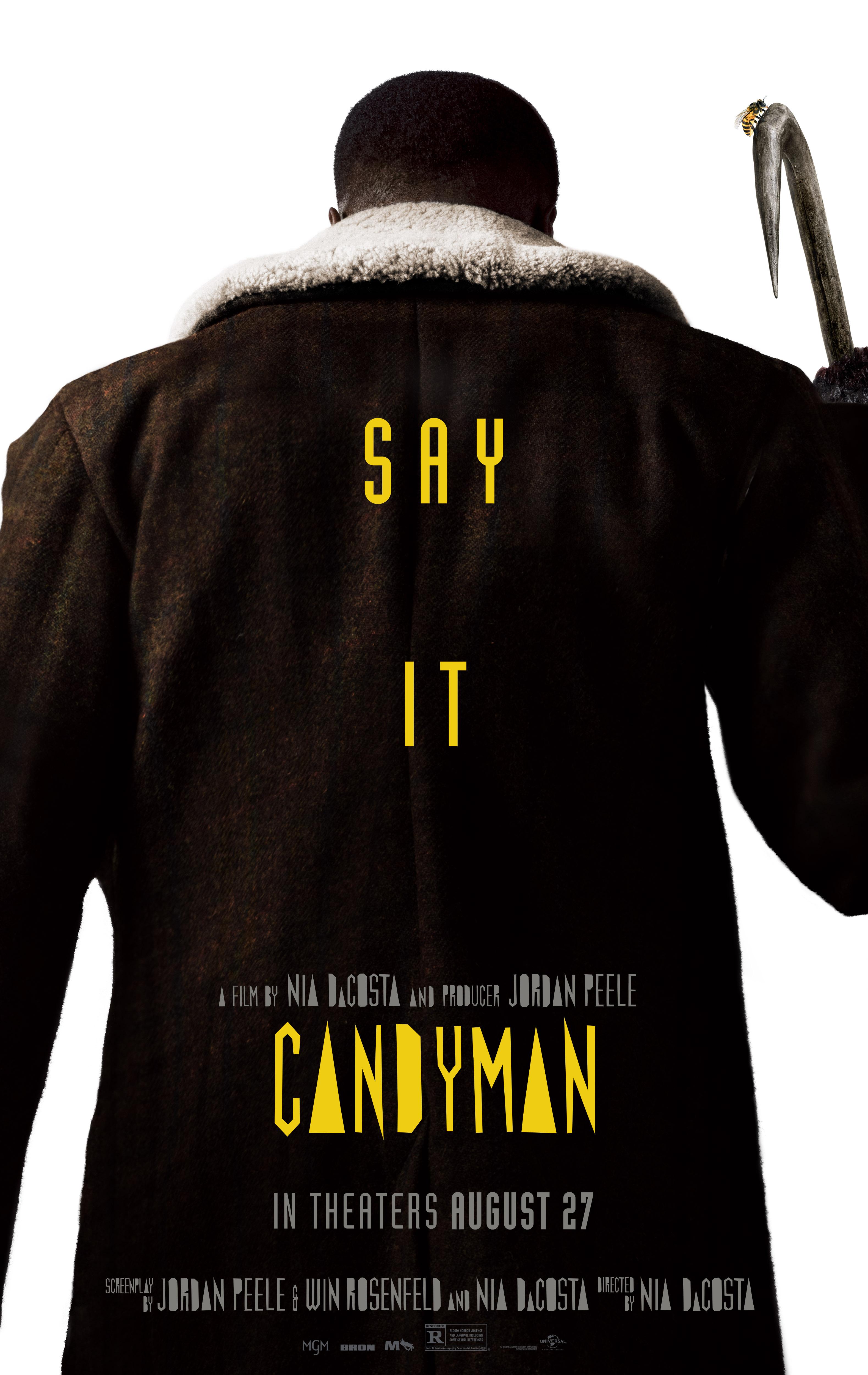 Phim Sát Nhân Trong Gương - Candyman (2021)