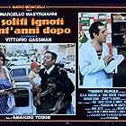 Marcello Mastroianni in I soliti ignoti vent'anni dopo (1985)