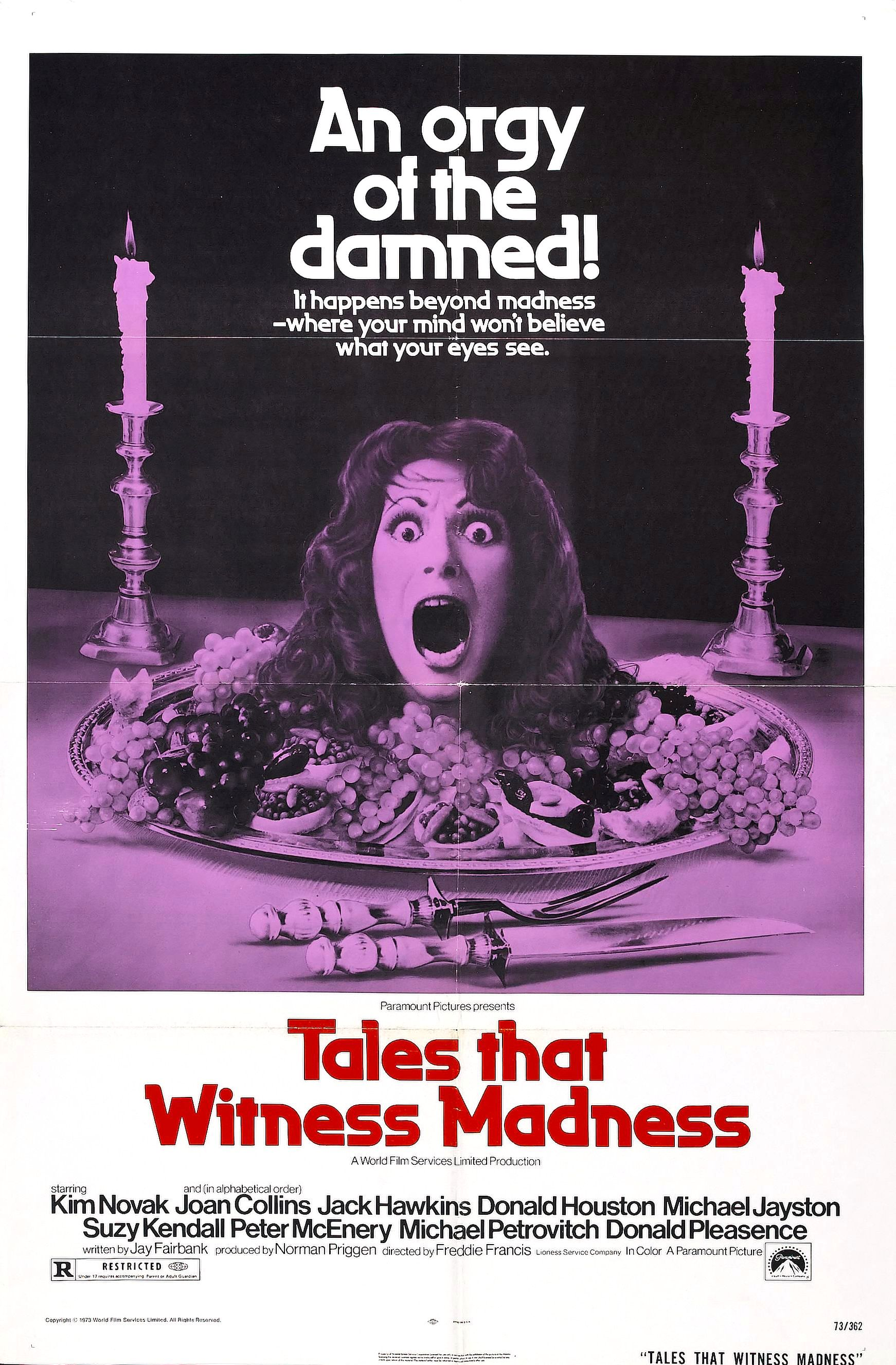 Tales That Witness Madness (1973) - IMDb